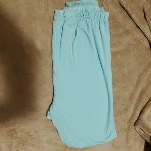 LuLaRoe Turquoise Leggings